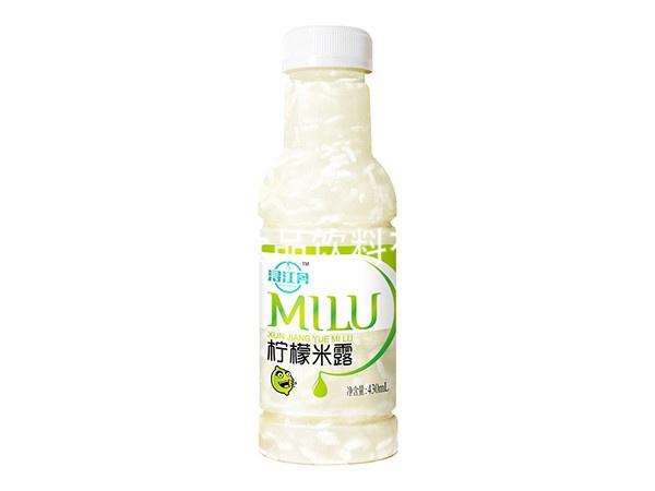 430ML柠檬米露